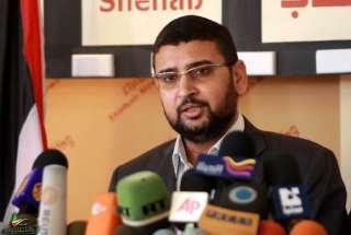 Juru bicara Gerakan Hamas Dr. Sami Abu Zuhri