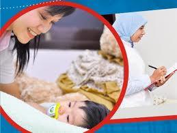 Tenaga Bidan dan Perawat (inet)