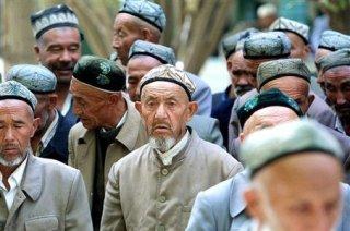 Muslim Uighur , China (AP Photo/Greg Baker,file)