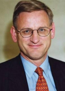 Carl Bildt, Menlu Swedia (inet)