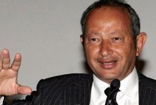 Naquib Sawiris, konglomerat Koptik  (inet)