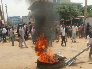 Kerusuhan di Khartoum, Sudan (aljazeera.net)