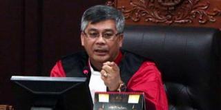Ketua Mahkamah Konstitusi, Akil Muchtar