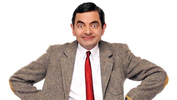 "Rowan Atkinson ""Mr. Bean"". (inet)"