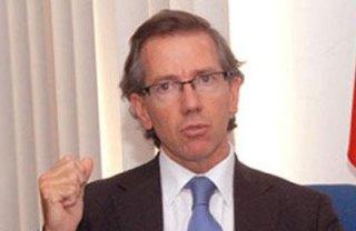 Bernardino Leon Gross, utusan khusus Uni Eropa untuk Afrika Utara (ikhwanonline)