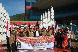 Peringatan Hari Pahlawan PKS Kota Jayapura