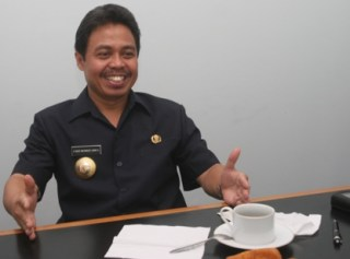 Wali Kota Depok, Nur Mahmudi Ismail