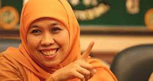 Menteri Sosial 2014  -2019, Khofifah Indar Parawansa  (rimanews.com)