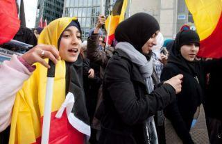 Muslim di Belgia (foto: rol)