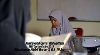 Seminar Al-Qur'an Akbar SEBI Depok