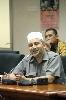 Ir. Hb. Nabiel Al-Musawa M.Si., Anggota Panja RUU Pangan dari Fraksi PKS