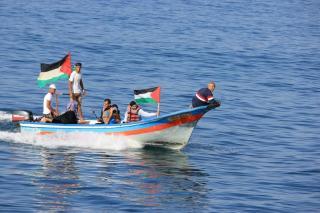 Kapal Aktivis Palestina-1