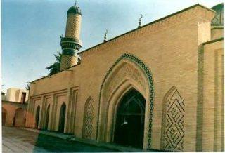 kuburan salman al-farisi