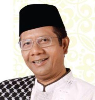 Mantan Ketua MK, Mahfud MD (Foto: muslimmedianews.com)