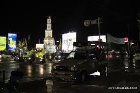 Suasana Malam Tahun Baru di Aceh (Foto: antaraaceh.com)