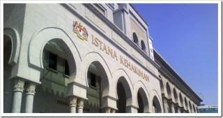 Gedung Pengadilan Malaysia di Putrajaya