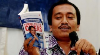 Juru Bicara Perhimpunan Pergerakan Indonesia (PPI) Ma'mun Murod Al Barbasy
