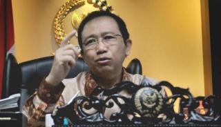 Marzuki Alie, Ketua DPR dan Wakil Ketua Majlis Tinggi Partai Demokrat (foto: viva.co.id)
