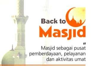Mengembalikan Fungsi Masjid - inet (Foto: muhammadiyah.or.id)