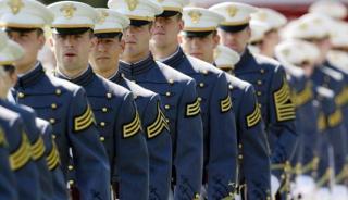 Wajah-wajah baru Perwira Militer AS - inet (Foto: viva.co.id)