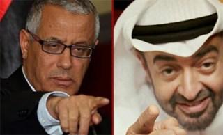Ali Zaidan dan Syekh Muhammad bin Zayed Ali Nahyan (alsafwanews.com)