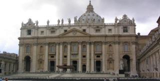 Gereja Santo Petrus - Vatikan - Roma (foto: archief.rnw.nl)
