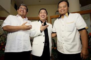 Ahmad Heryawan, Anis Matta, Hidayat Nur Wahid, 3 Capres dari PKS - Foto: baranews.com