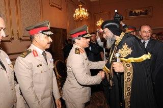Kristen Koptik sangat mendukung kudeta militer di Mesir (elmarsad)