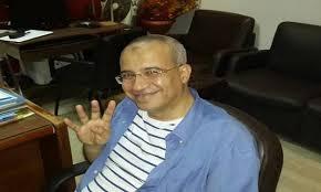 Murad Ali, penasihat media FJP (el-qornal.net)