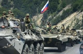 Pasukan Rusia mulai menempatkan diri di perbatasan dengan Ukraina (rassd)