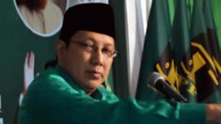 Wakil Ketua Umum PPP Lukman Hakim Saifuddin - Foto: binapersatuan.com