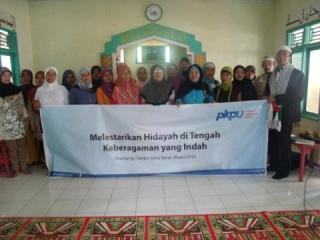 program Dakwah Alam Indonesia, PKPU bersama Yayasan Baitul Halim Jakarta, - Foto: PKPU
