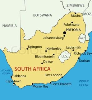 Afrika Selatan (colourbox.com)