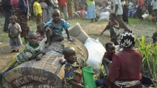 Pengungsi warga Muslim Afrika Tengah (albawabhnews.com)