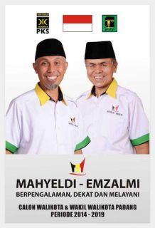 Pasangan Mahyeldi-Emzalmi ditetapkan sebagai pemenang Pilkada Padang - Foto: mahyeldi-emzakmi.com