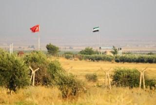 Perbatasan Turki-Suriah (i.aksalser.com)