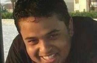 Muaz Hamdi yang ditangkap aparat kudeta (rassd)