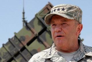 Panglima pasukan NATO di Eropa, Phillip Breedlove (aa.com.tr)