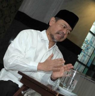 Ketua Umum (Ketum) Pengurus Pusat (PP) Ikatan Persaudaraan Imam Masjid (IPIM), Prof. Dr. KH. Ali Musthofa Ya'qub - (Foto: kaskus.co.id)