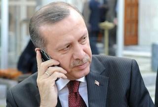 Perdana menteri Turki, Recep Tayyip Erdogan (aa.com.tr)