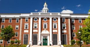 Harvard University - (Foto: kaskus.co.id)