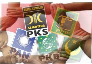 Koalisi Partai Islam (inet) - (Foto: sbb/dakwatuna)