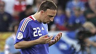 Pesepakbola Muslim asal Prancis, Franck 'Bilal' Ribery - (uniqpost.com)
