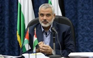 PM Palestina Ismail Haniyah (paltimes.net)