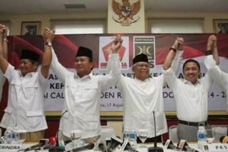 Deklarasi dukungan PKS terhadap Prabowo. (pksbalikpapantengah.org)