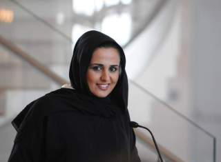 Sheikha Mayassa Al Thani, putri keluarga kerajaan Qatar dan Ketua Museum Qatar Authority. Salah satu dari Lima Muslimah paling berpengaruh di Dunia. (forbes.kz)