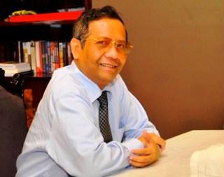 Mantan Ketua Mahkamah Konstitusi (MK) Mahfud MD - (metrotvnews.com)