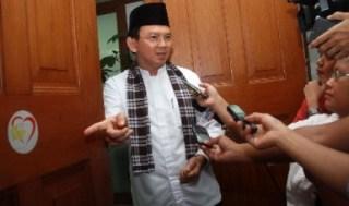 Plt. Gubernur DKI Jakarta, Basuki Tjahaja Purnama alias Ahok (republika.co.id)