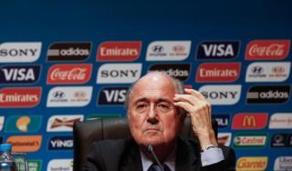 Presiden FIFA Joseph Blatter (Aljazeera)