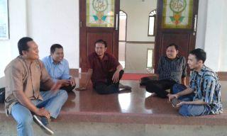 Silaturahim alumni aktivis KAMMI Cilegon yang tergabung dalam KAKAK KAMMI komsat Cilegon.  (eko/kakak kammi)